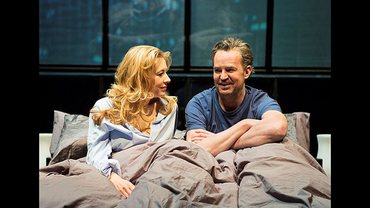 The End of Longing - Matthew Perry and Jennifer Mudge - H 2016