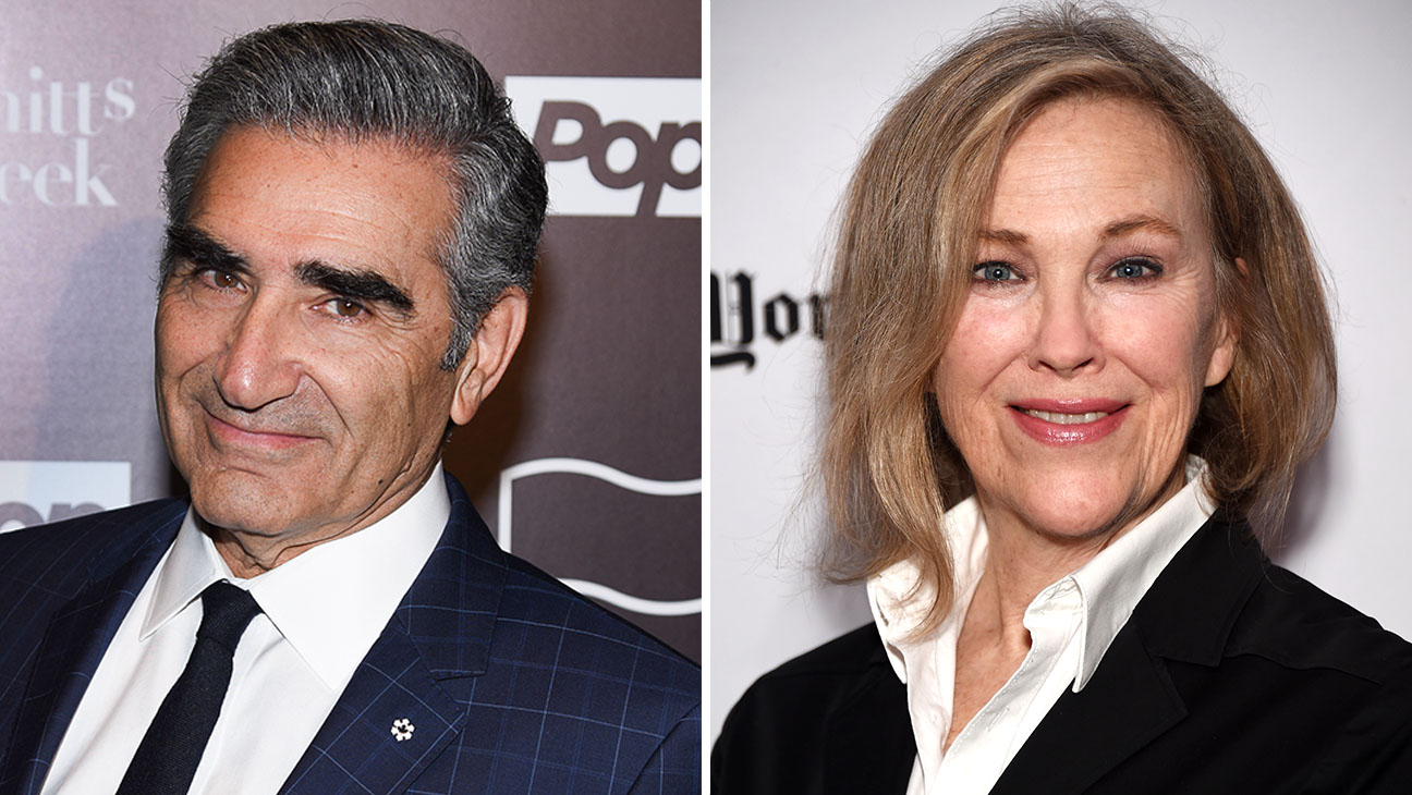 Eugene Levy and Catherine O'Hara Split - H 2016