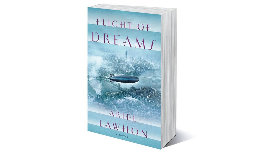 Flight of Dreams Cover - H 2016
