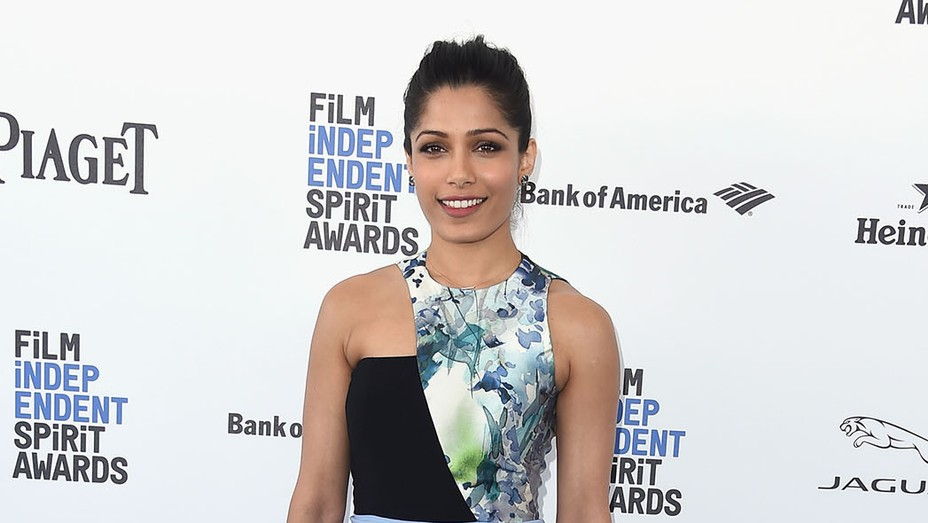 Freida Pinto Spirit Awards - P 2016