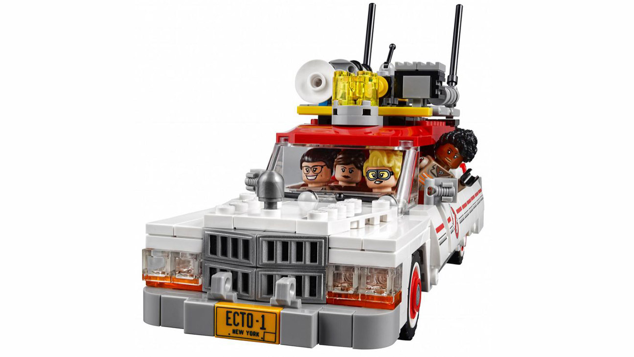 Ghostbusters LEGO - H 2016