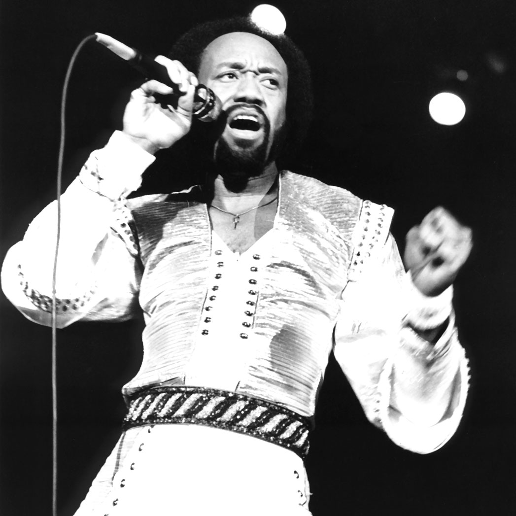Earth Wind & Fire - Maurice White 1981 - SQ 2016