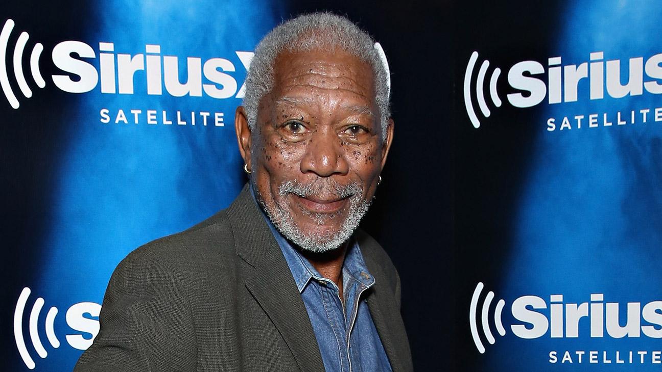 Morgan Freeman - H 2016