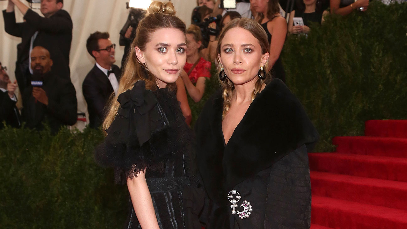 Mary-Kate and Ashley Olsen - H 2016