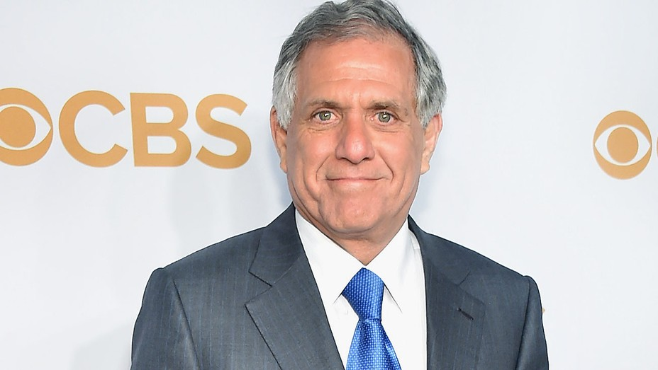 Leslie Moonves - Getty - 2016