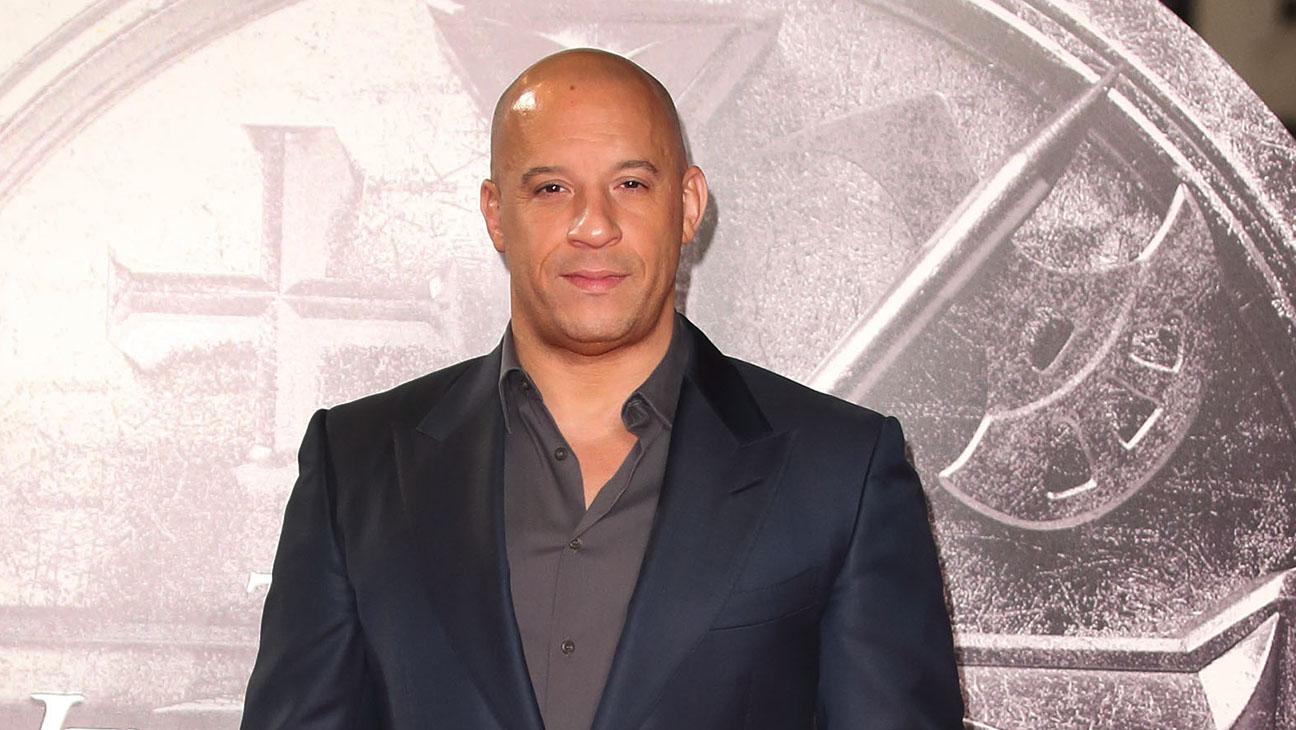 Vin Diesel  - H 2016