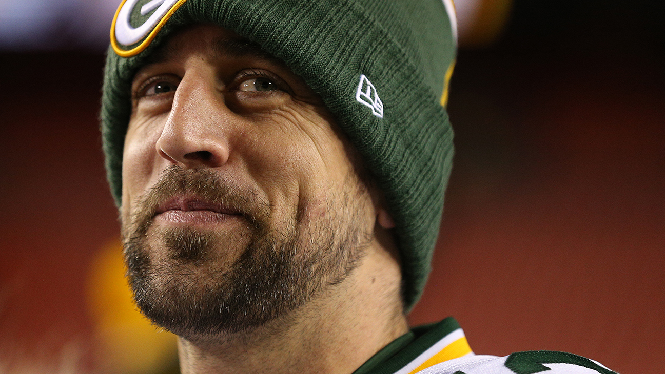 Aaron Rodgers - H 2016