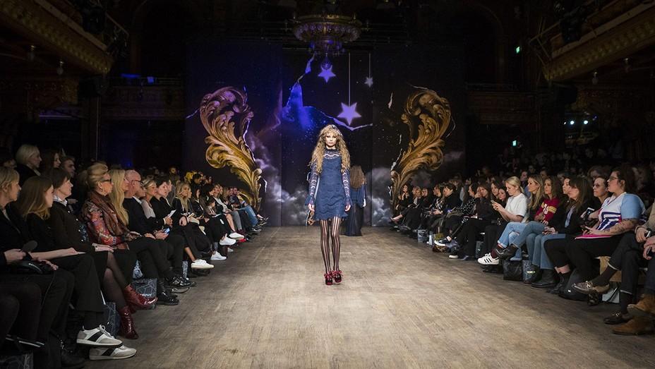 Ida Sjostedt show during Stockholm Fashion Week - Getty - H 2016