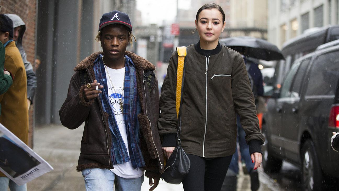 Street Style - Day 3 - New York Fashion Week: Men's Fall/Winter 2016 - H 2016