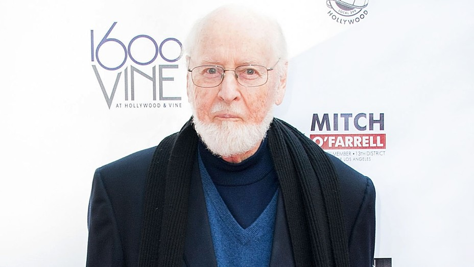 John Williams -Getty - H 2016