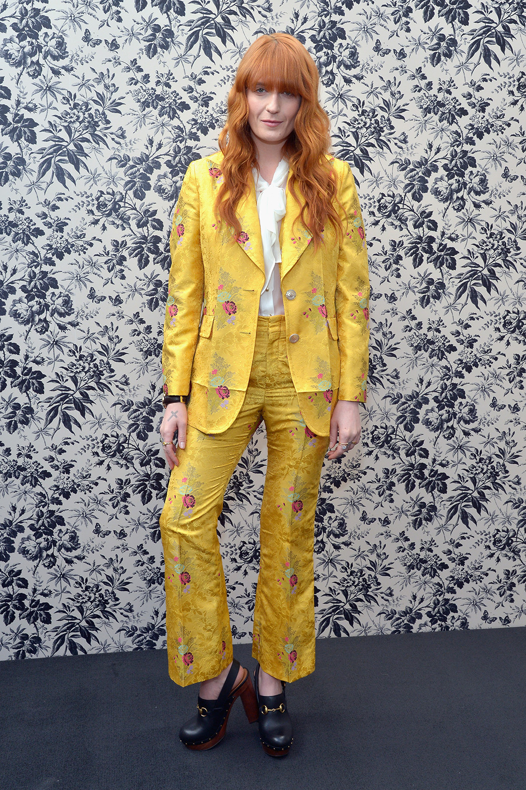 Gucci Timepieces And Jewelry Announces Florence Welch As 2016 Brand Ambassador - P 2016