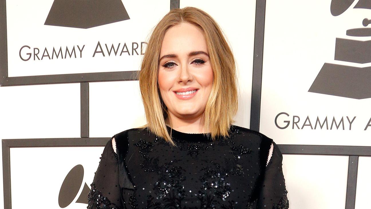 Adele Grammys - H 2016