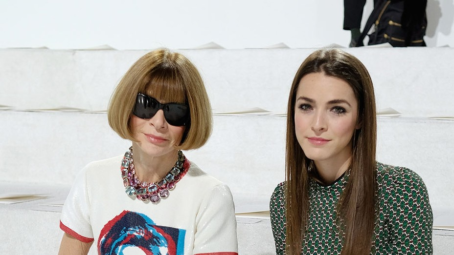 Anna Wintour and Bee Shaffer - Getty - P 2016