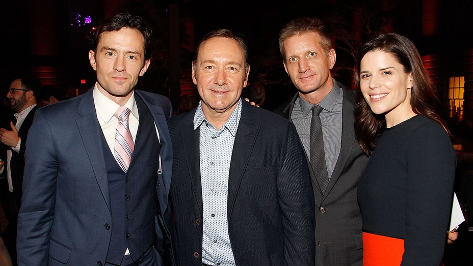 House of Cards Season 4 Premiere -Getty -H 2016