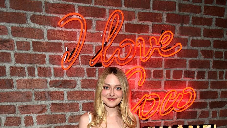 Dakota Fanning at I Love Coco - P 2015