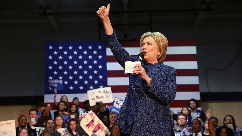 Hilary Clinton Primaries GETTY - H 2016