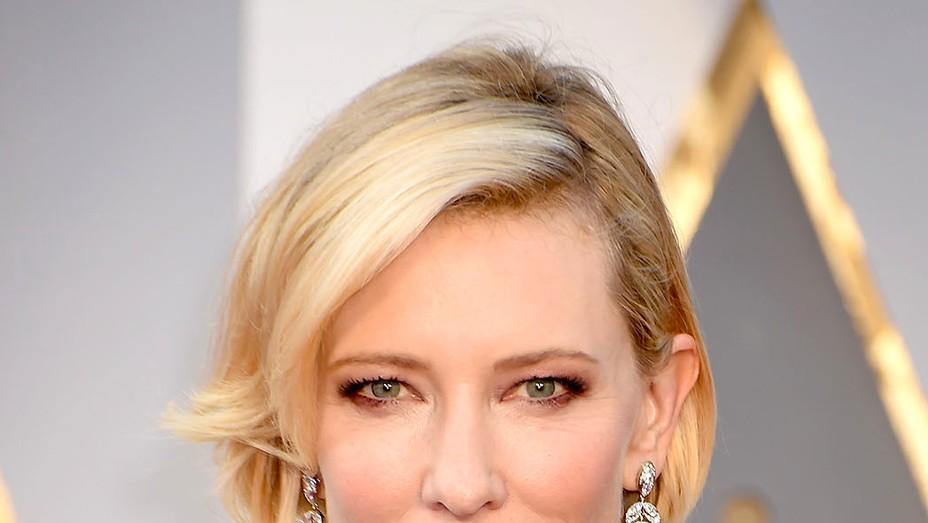 Cate Blanchett -Close up - Getty -P 2016