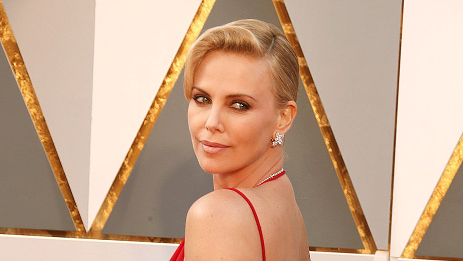 Charlize Theron attends the 88th Annual Academy Award -Getty - P 2016