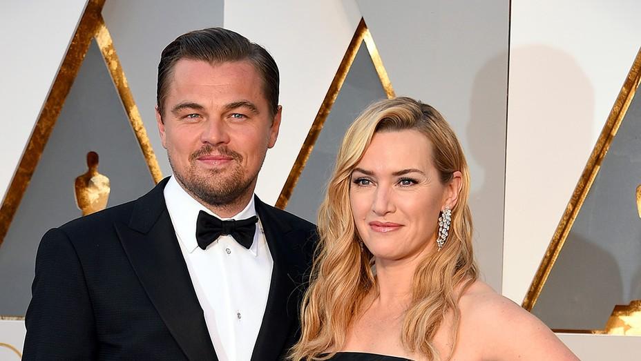 Leonardo DiCaprio and Kate Winslet - GETTY - P 2016
