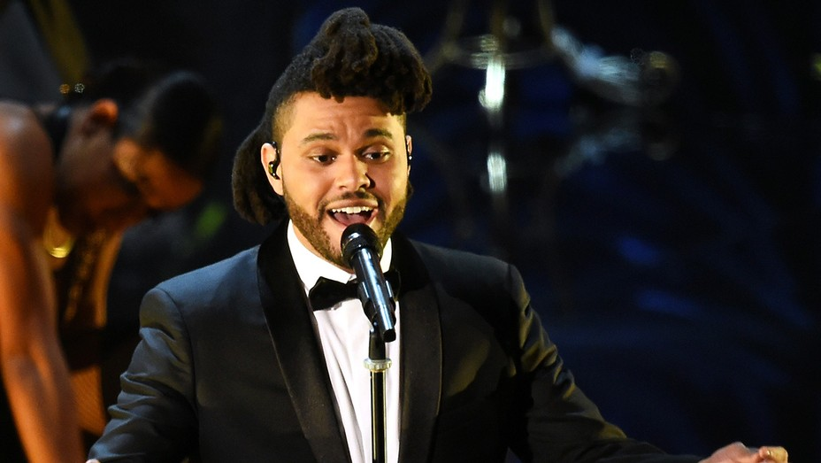 The Weeknd GETTY - H 2016