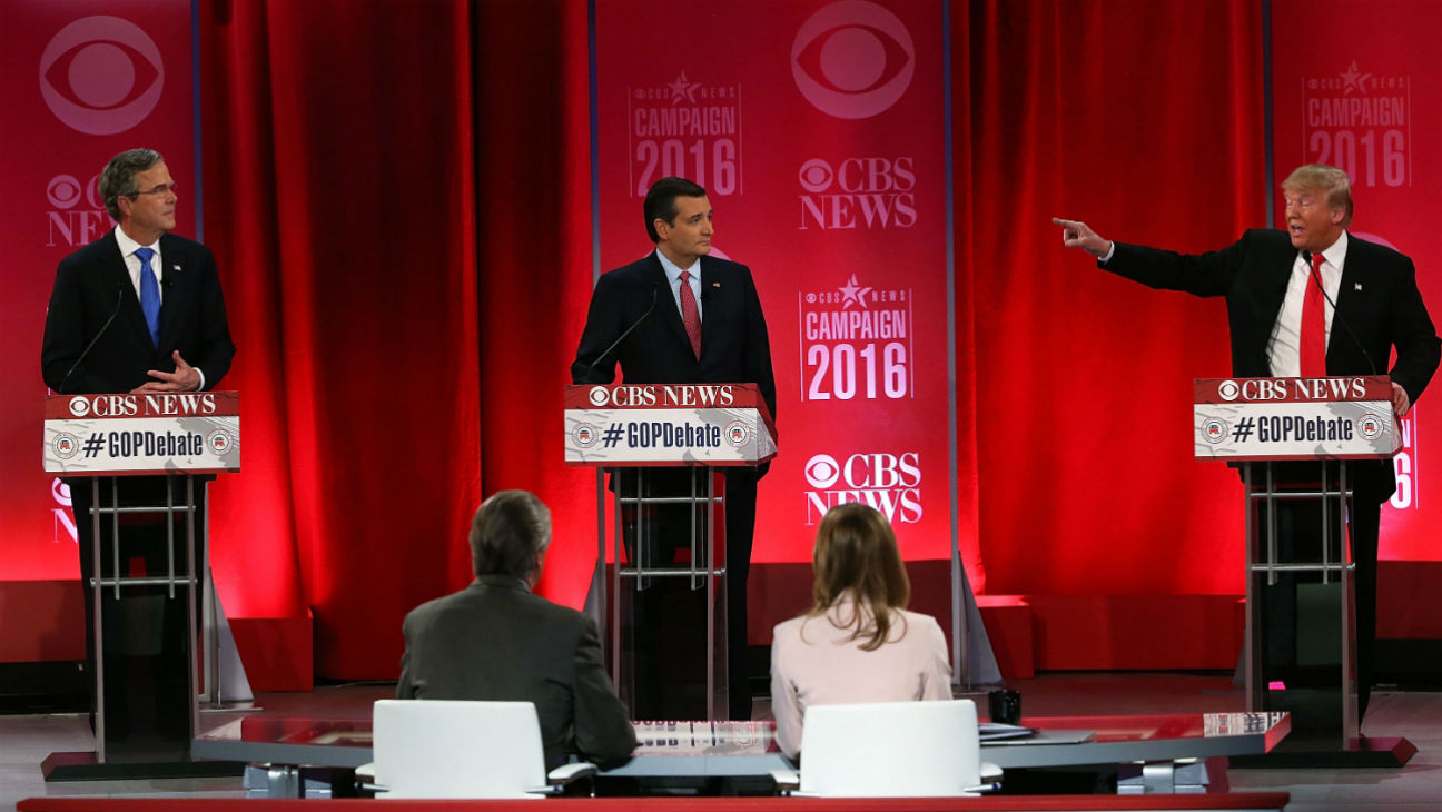 GOP Debate South Carolina 2 H - 2016