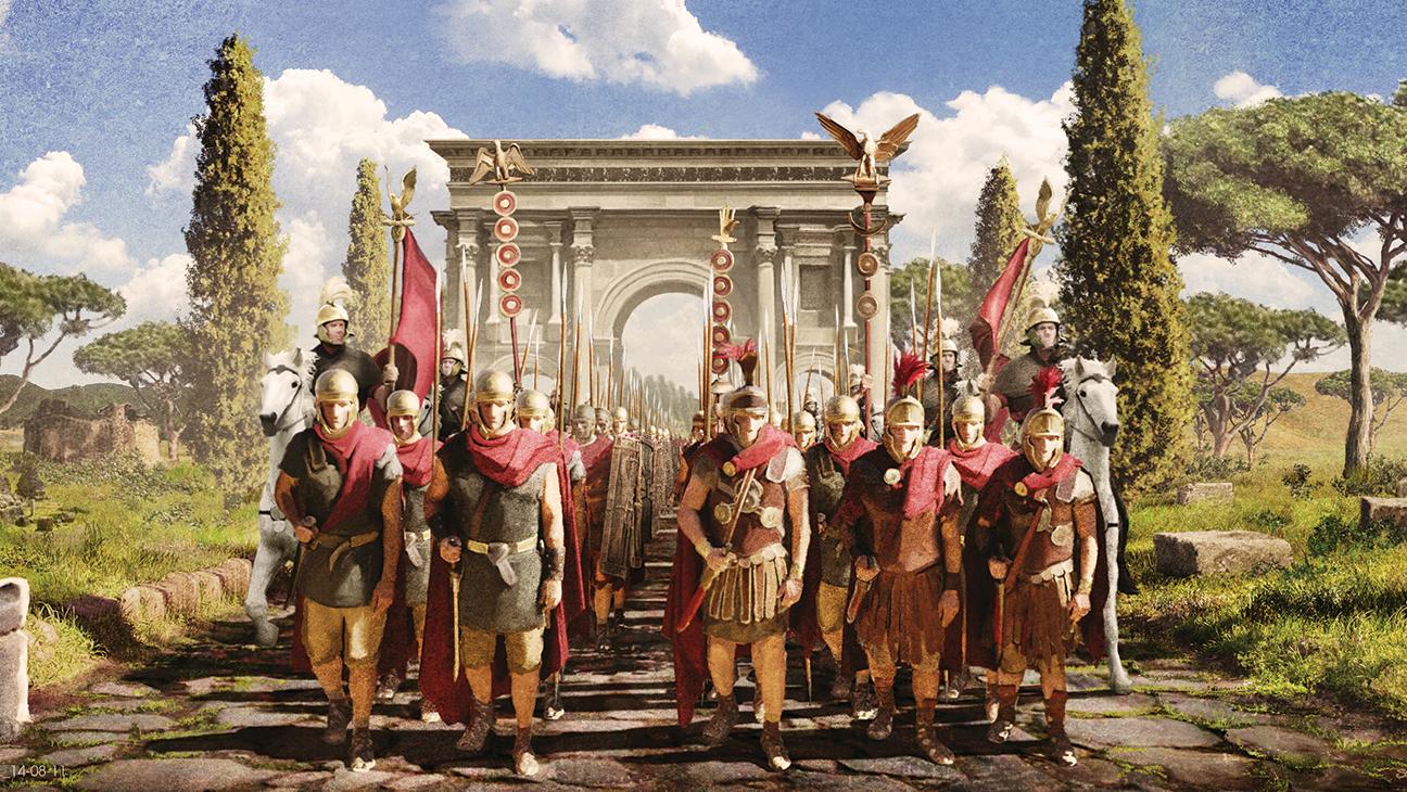 Hail Caesar - H 2016