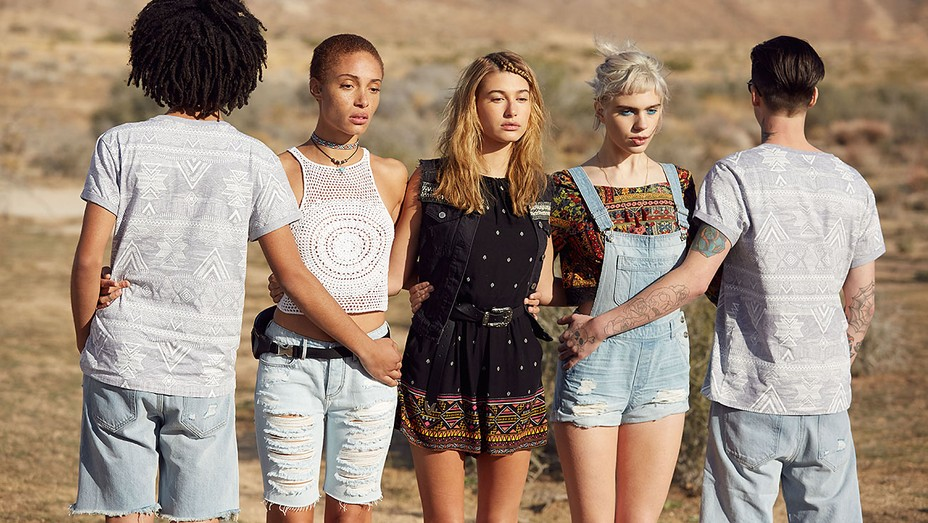 H&M's Coachella collection - H 2016