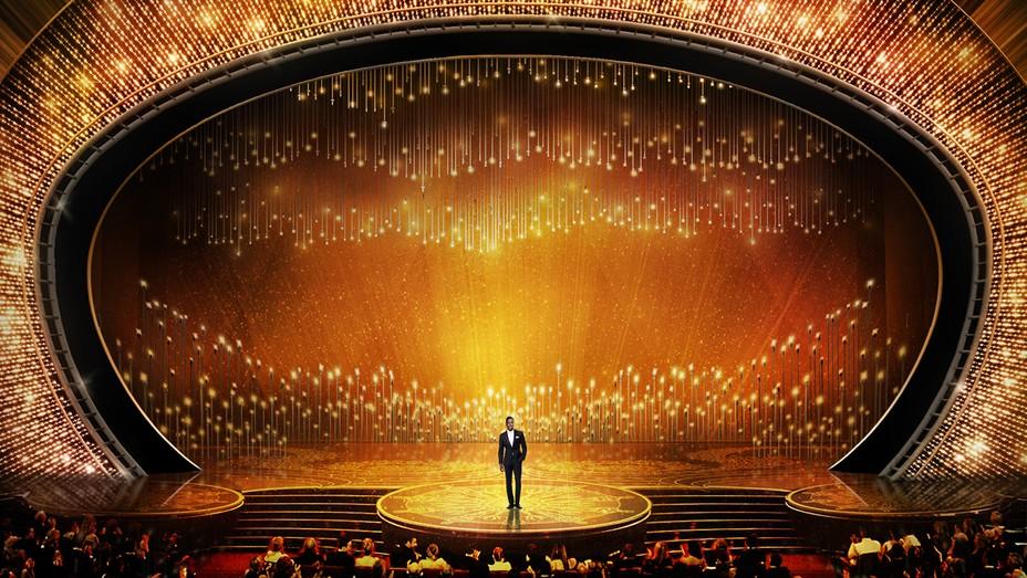 Oscars stage - H 2016