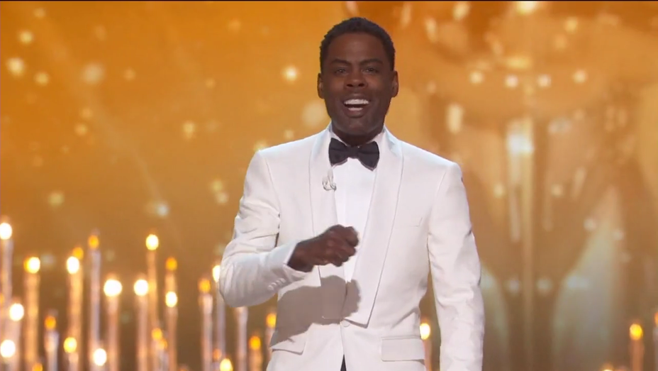 Oscars: Chris Rock Mispronounces Charlize Theron's Name
