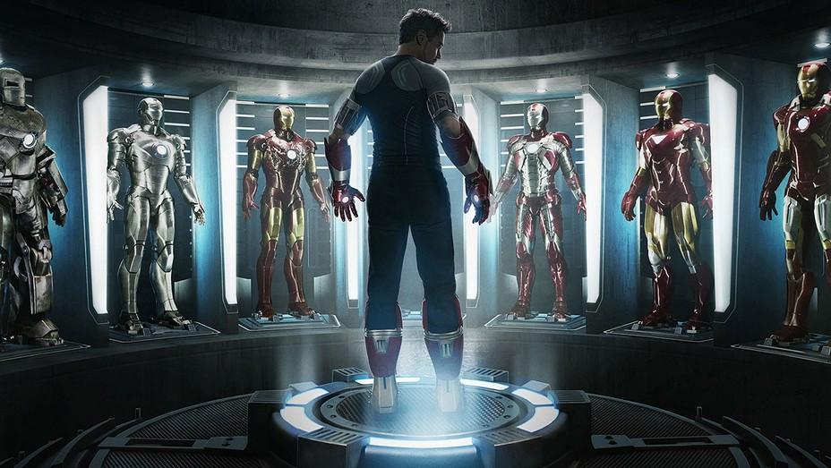 Iron Man 3 (2013) - H 2016