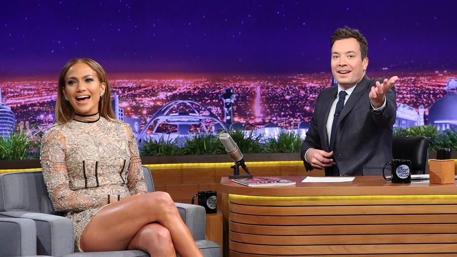 Jennifer Lopez Jimmy Fallon H 2016
