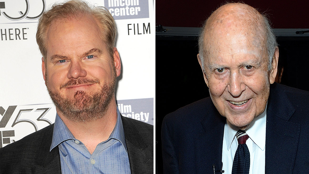 Jim Gaffigan and Carl Reiner Split - H 2016