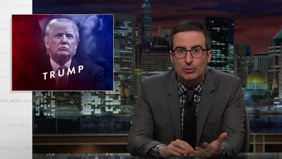 John Oliver Donald Trump H 2016