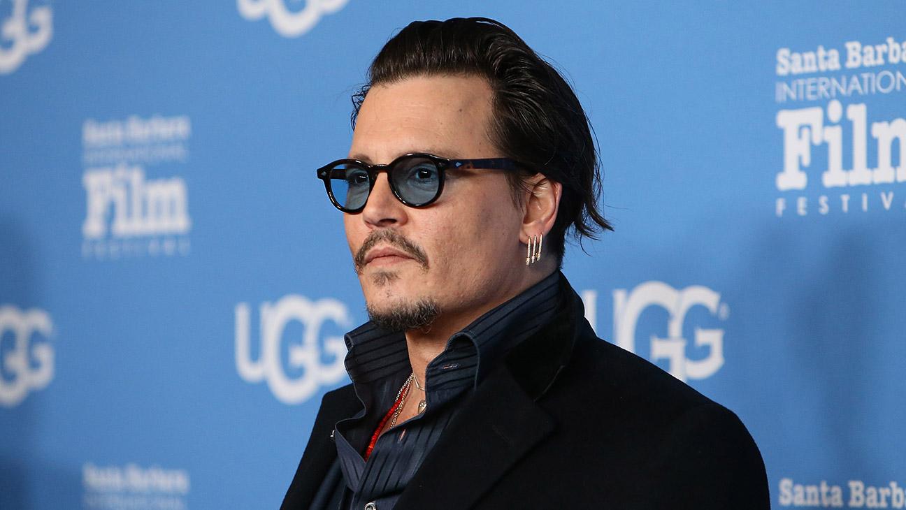 Johnny Depp - H 2016