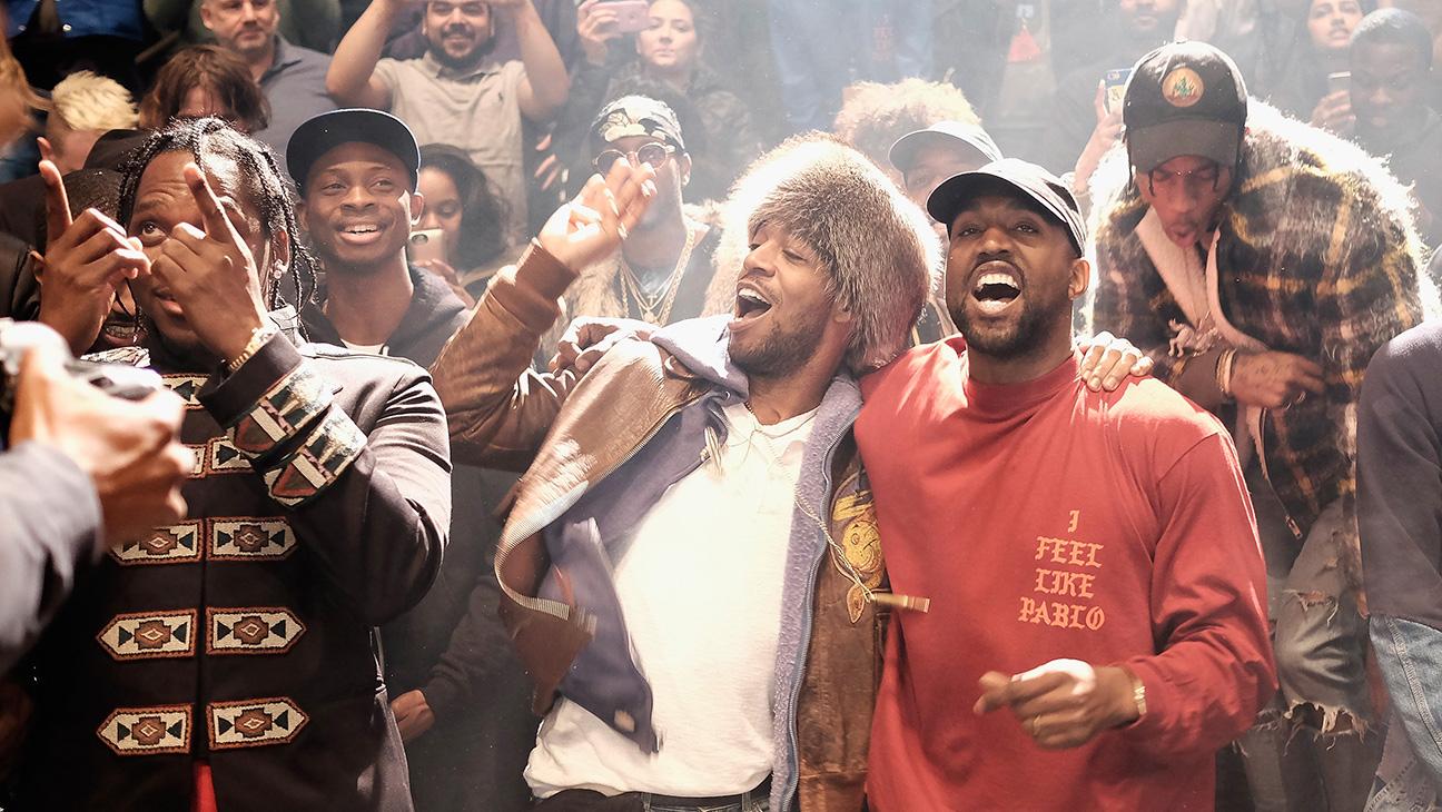 Kanye West Yeezy Season 3 - H 2016