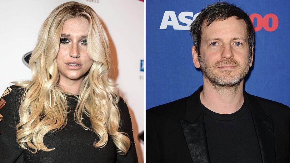 Kesha and Dr Luke Split- Getty-H 2016