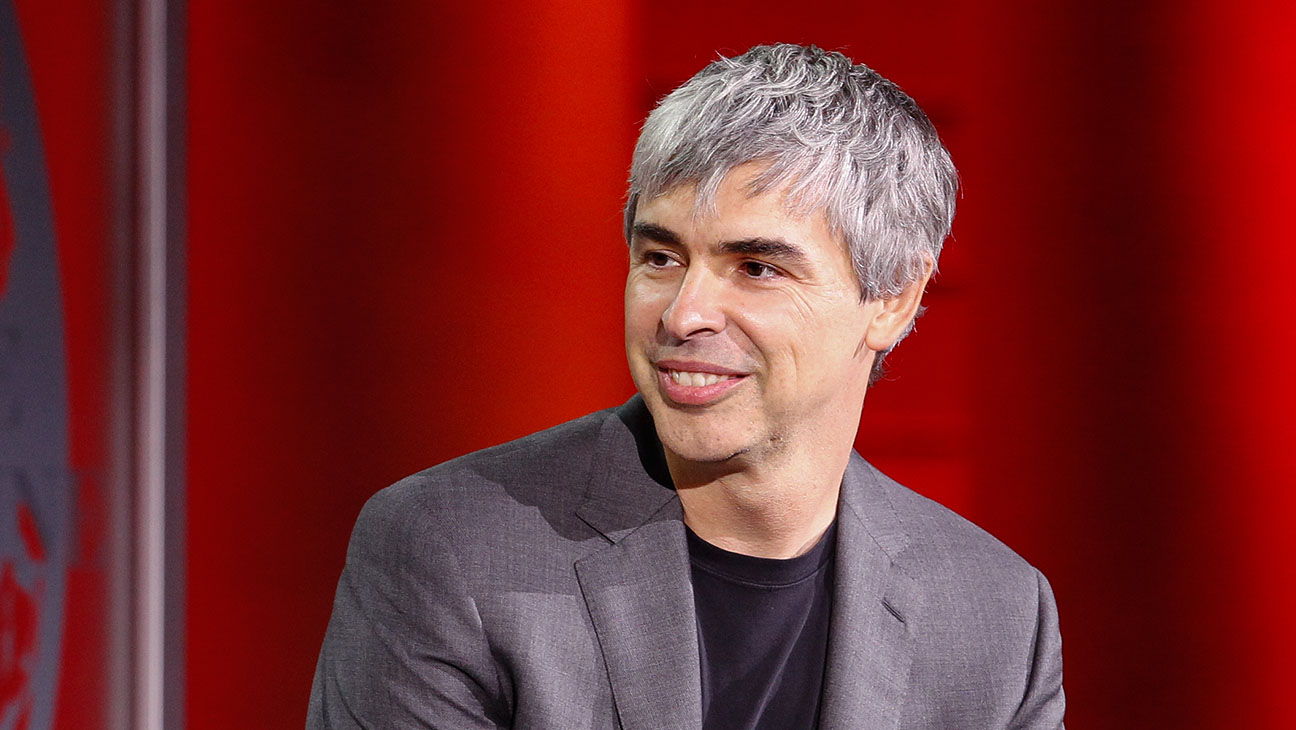Larry Page - H 2016