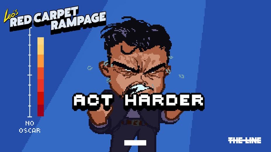 Leo's Red Carpet Rampage - H 2016