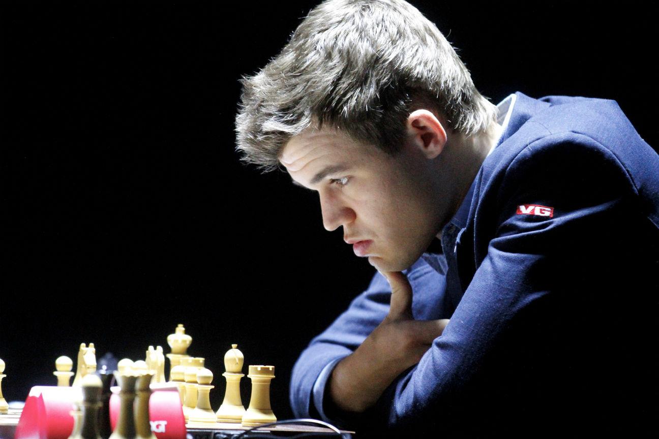 "Magnus Carlsen ""Magus"""