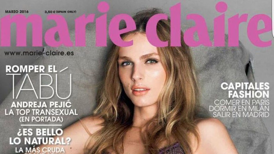 Marie_Claire_Spain_March_2016_Cover - P 2016