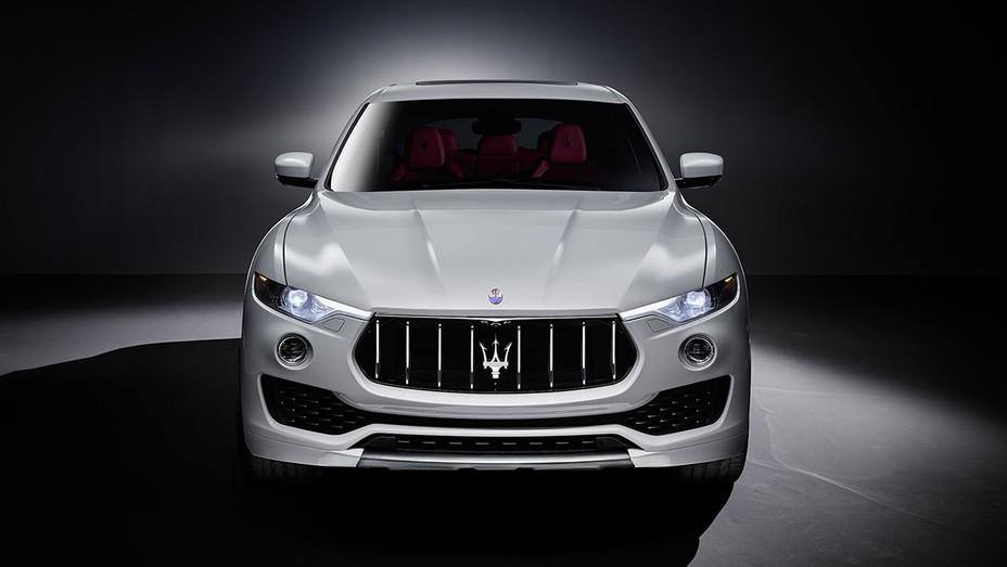 Maserati Levante SUV - H 2016