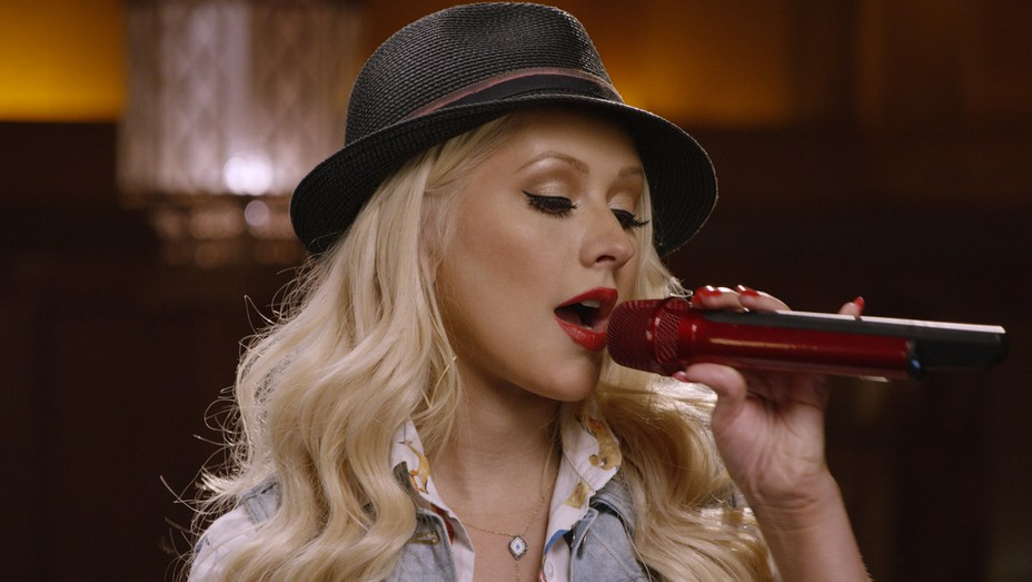 MasterClass Christina Aguilera - H 2016
