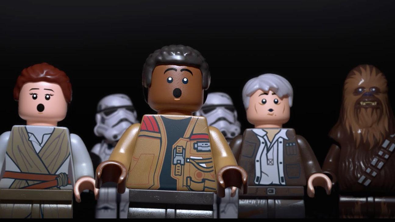 Lego Star Wars Force Awakens  - H 2016