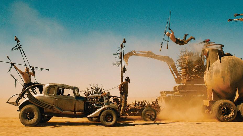 Mad Max Stunt - H 2016