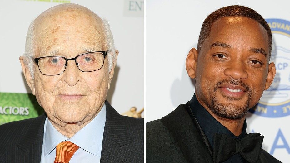 will Smith and Norman Lear - H 2016