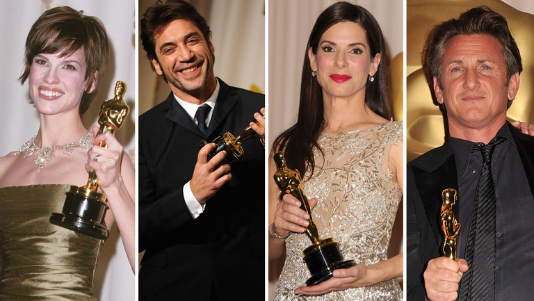 When Oscar Winners Don't Thank Their Partner — Does Their Relationship Last?