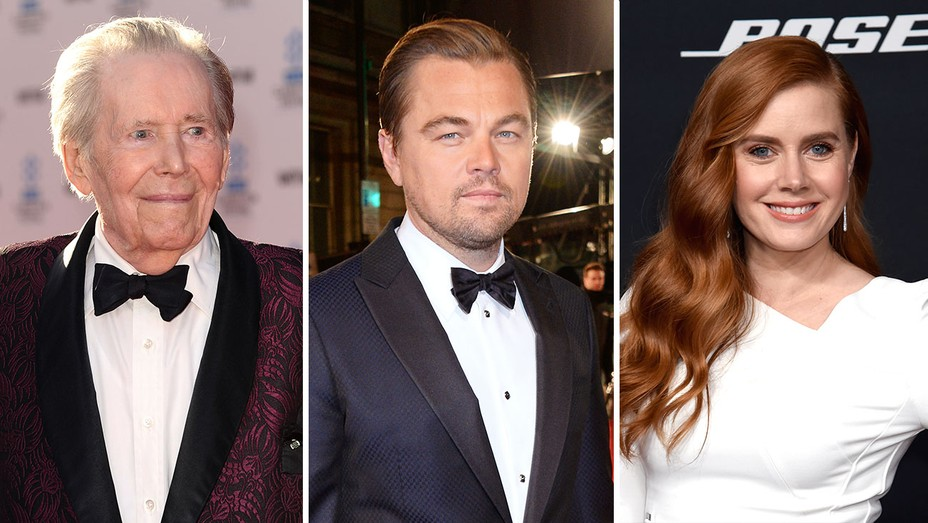 peter o'toole leo dicaprio amy adams Split -Getty- H 2016