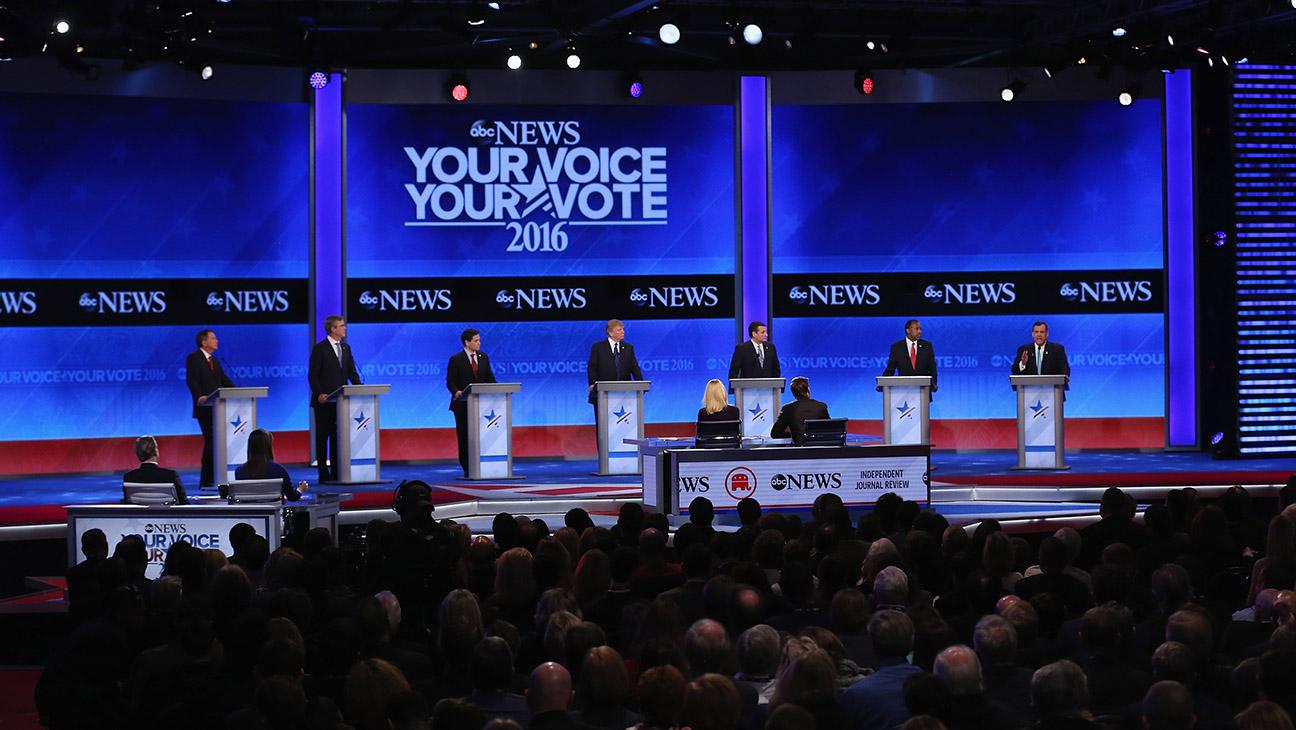 Republican Debate 2-6-16  - H 2016
