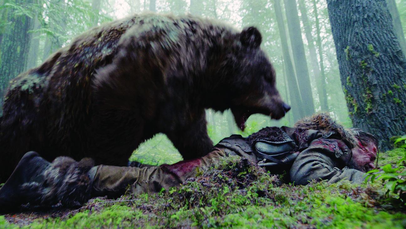 The Revenant Bear - H 2016