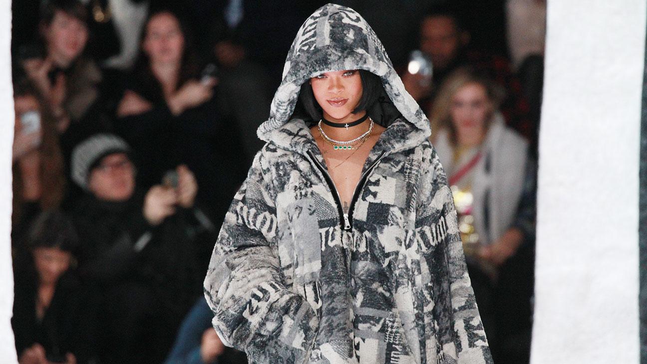 Rihanna Fenty x Puma - H 2015